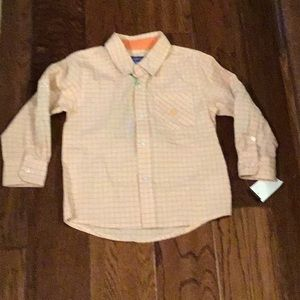 Boys dress shirt